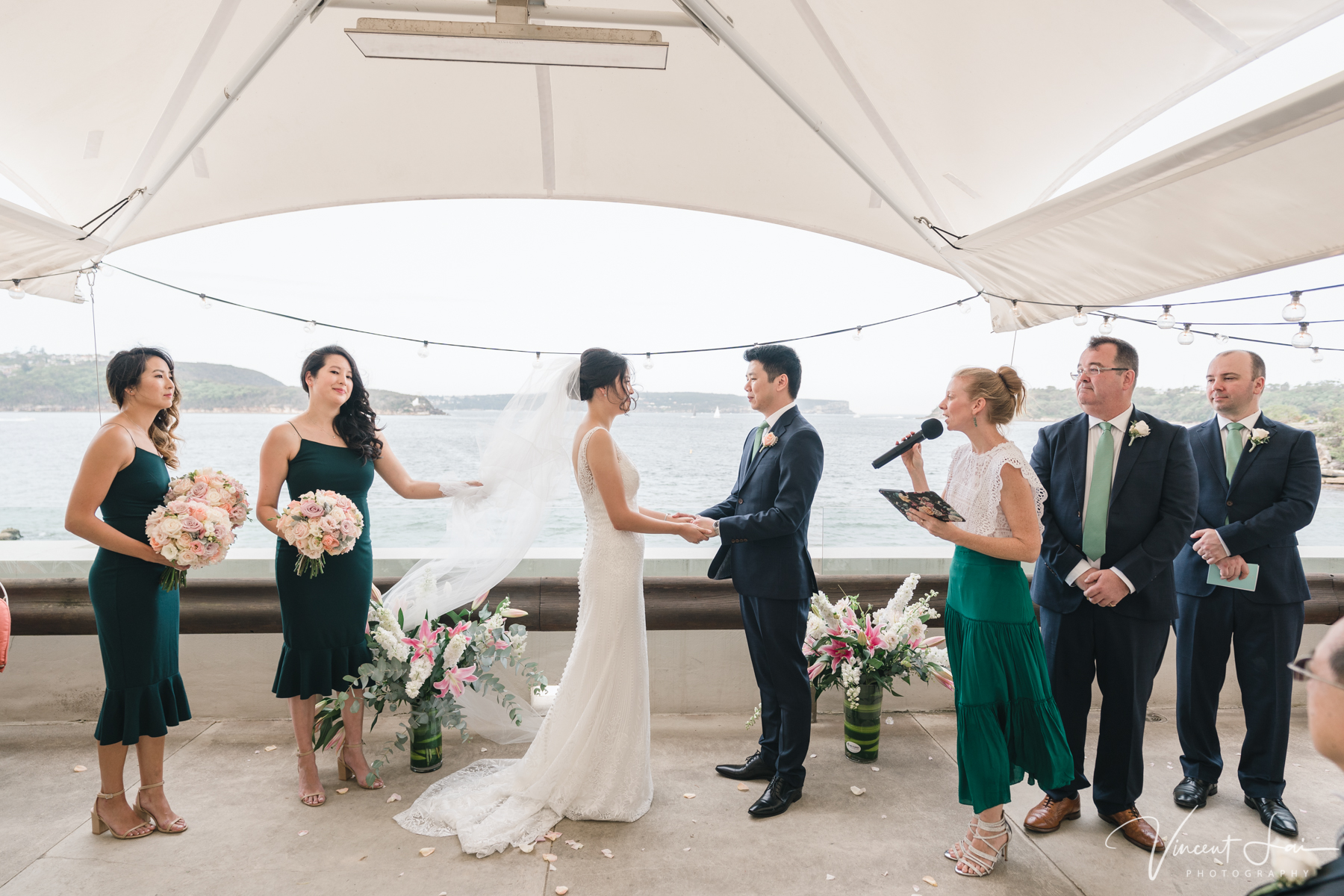 Bathers' Pavilion Balmoral Beach Wedding