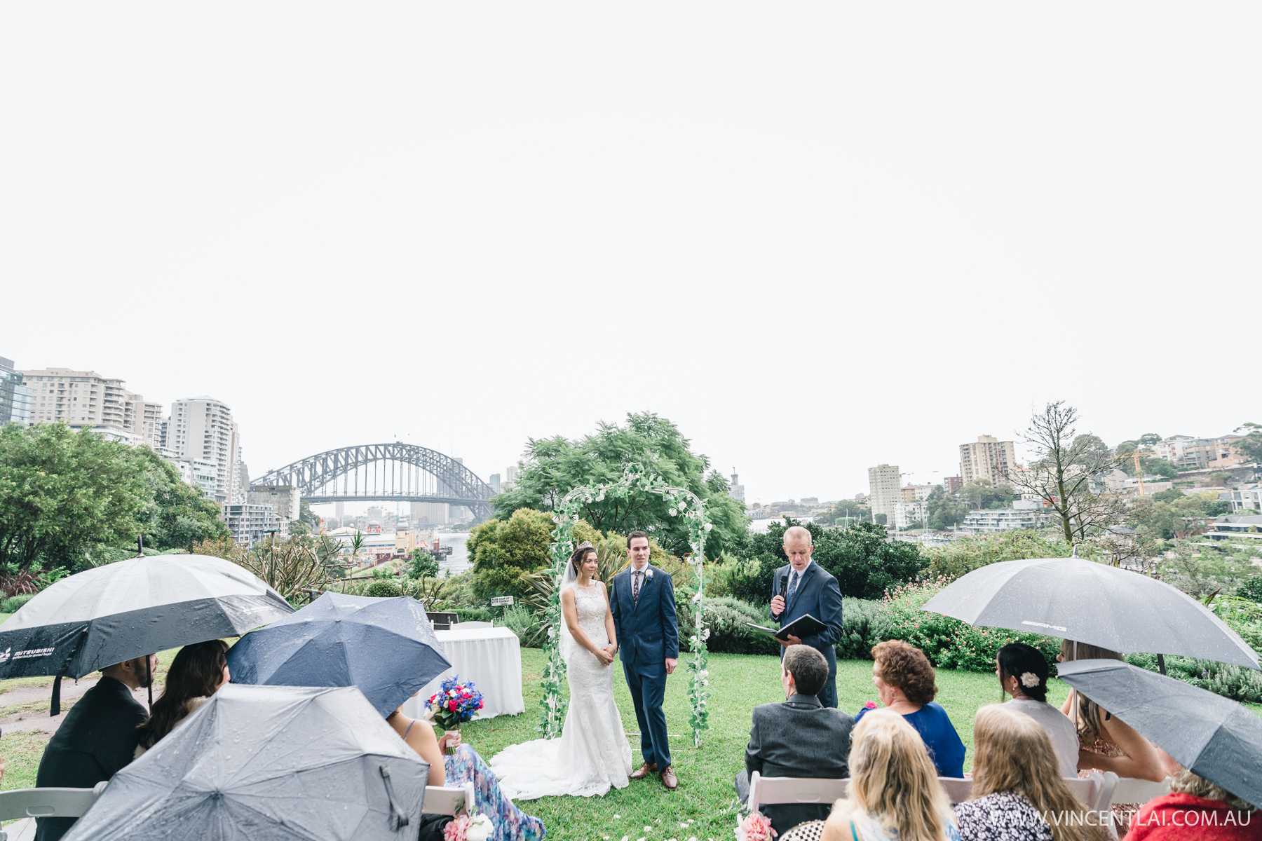 Wedding at Clark Park Lavender Bay