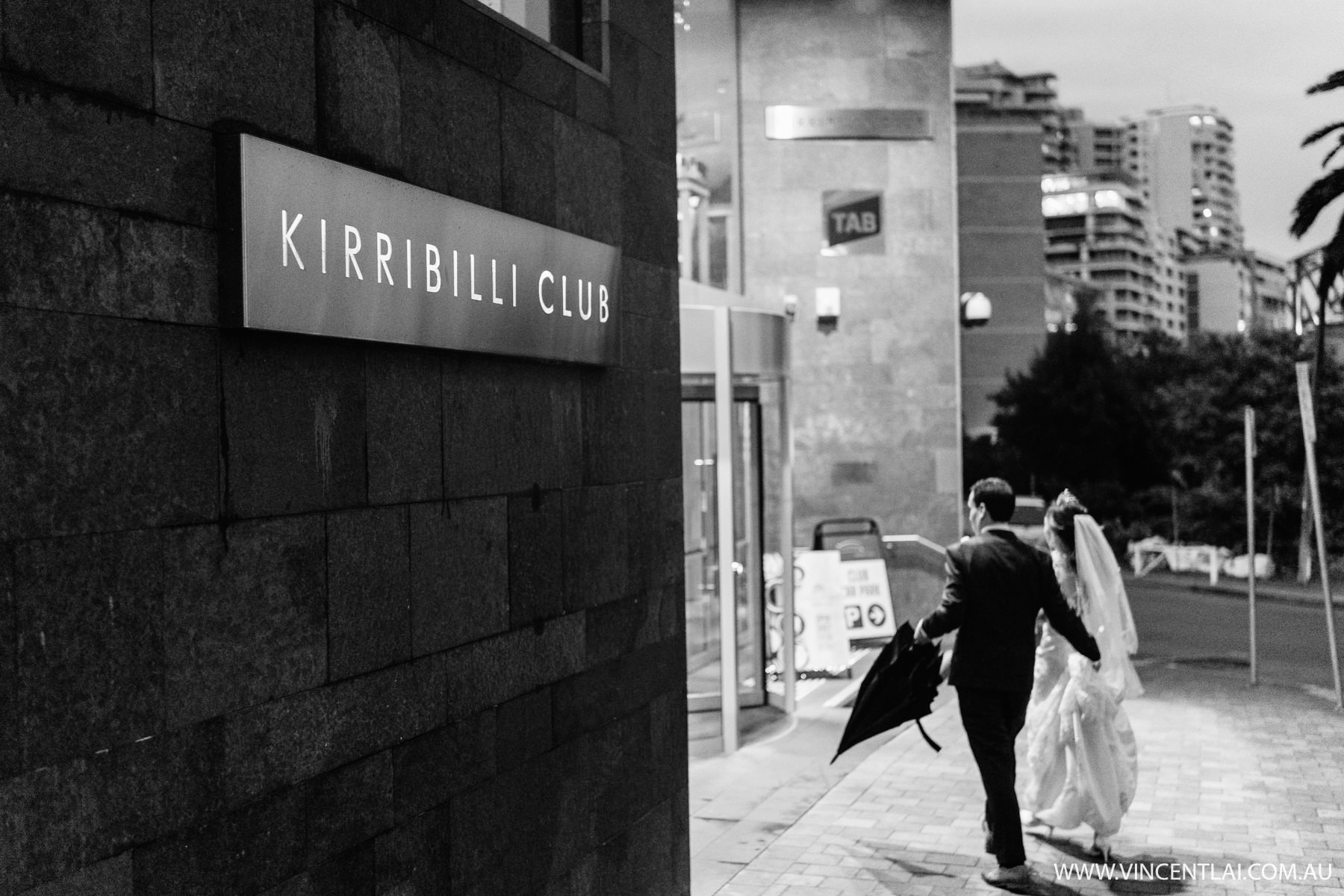 Kirribilli Club Wedding