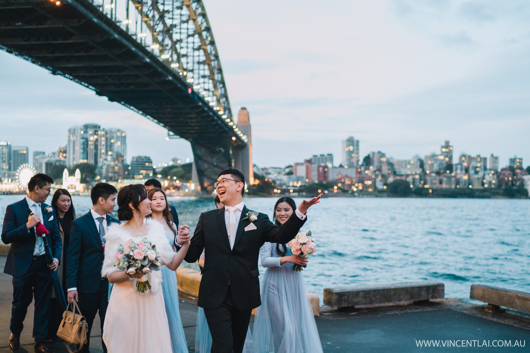 Vincent Lai Sydney Award Winning Wedding Photographer