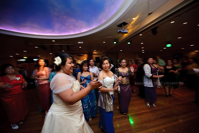Cambodian Wedding Ceremony Crystal Palace Reception