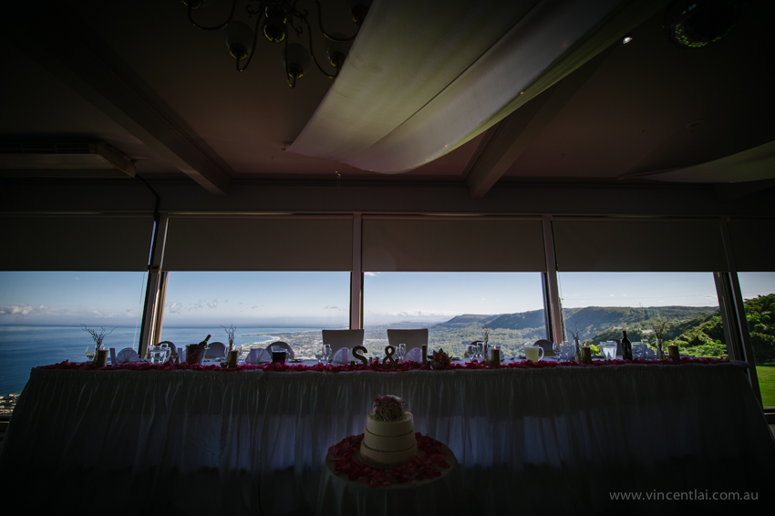 Reception Ceremony Length: Panorama House Wedding Ceremony & Reception Bulli Tops