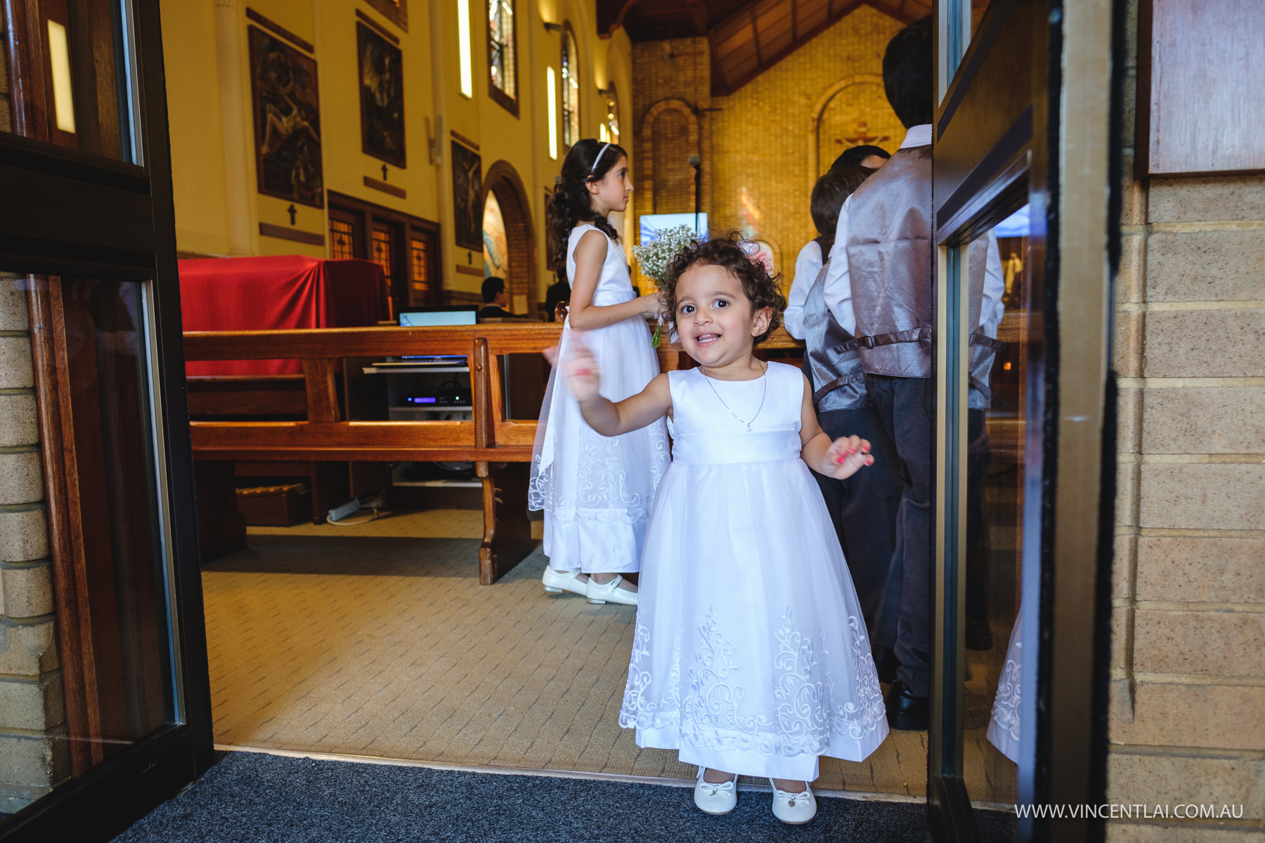 St Therese Catholic Church Wedding and Intercontinental Sydney Treasury Lounge Reception