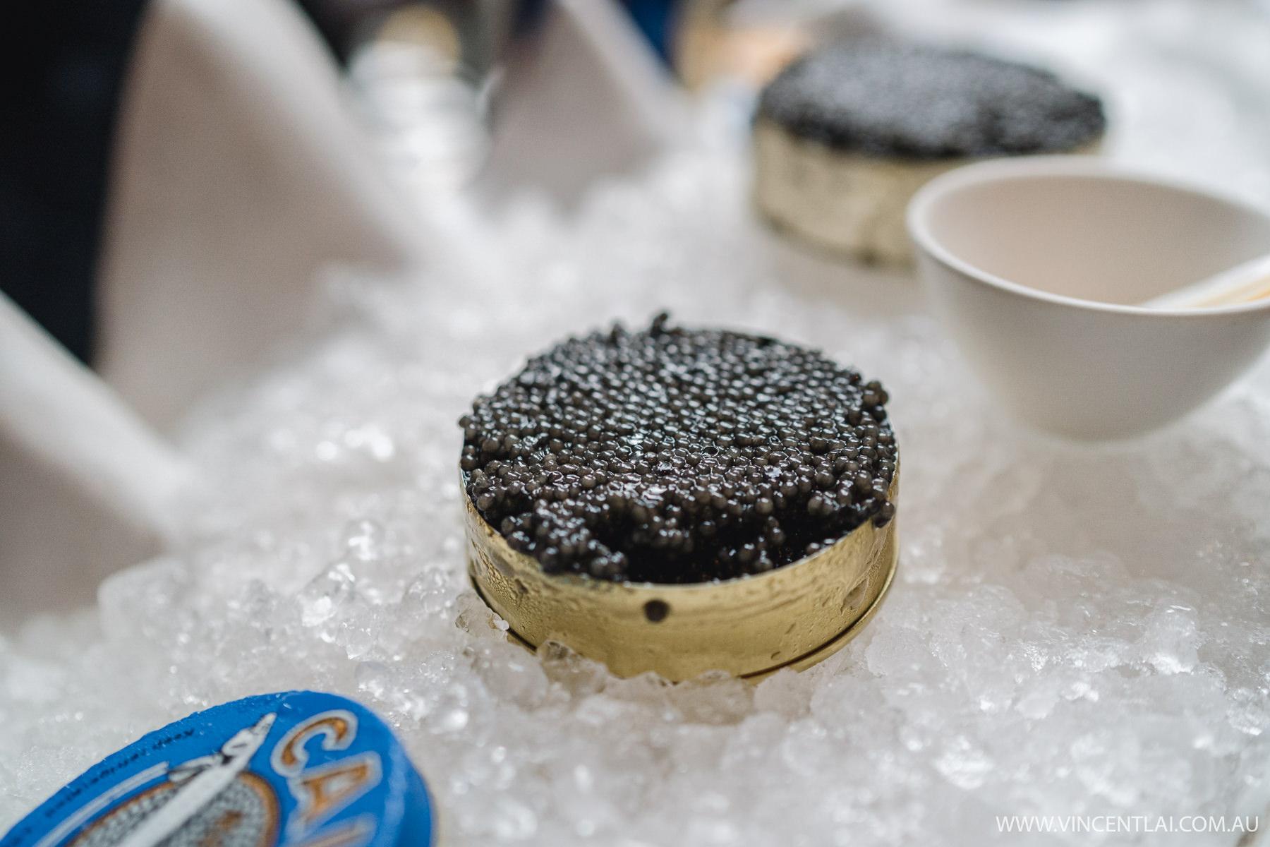 Black Pearl Beluga Caviar