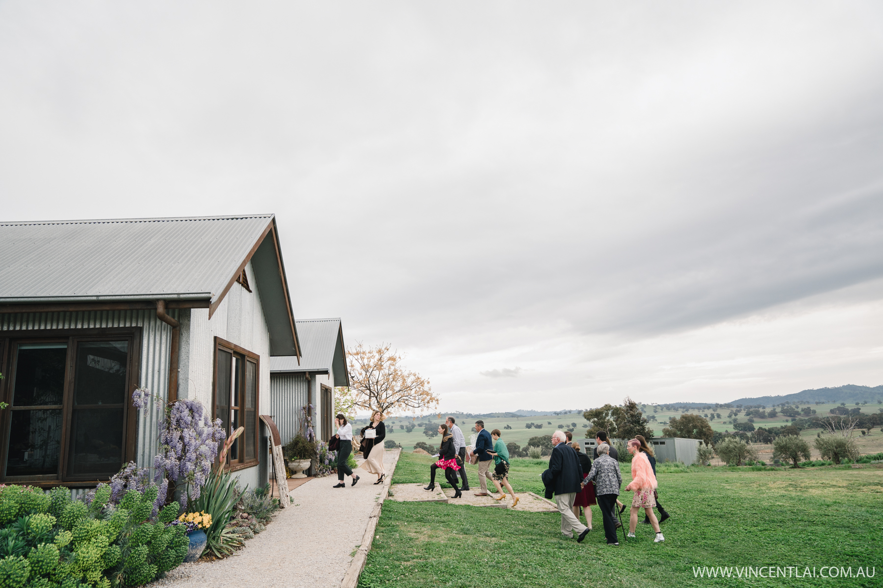 The Zin House Mudgee Wedding