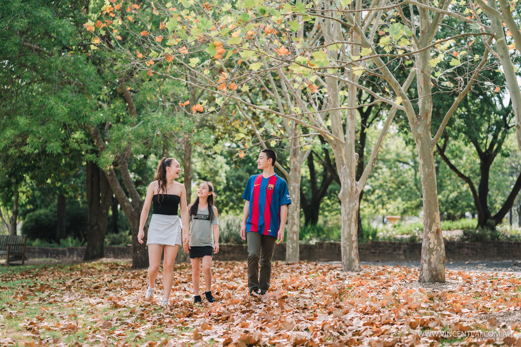 Family Photos at Fagan Park Dural