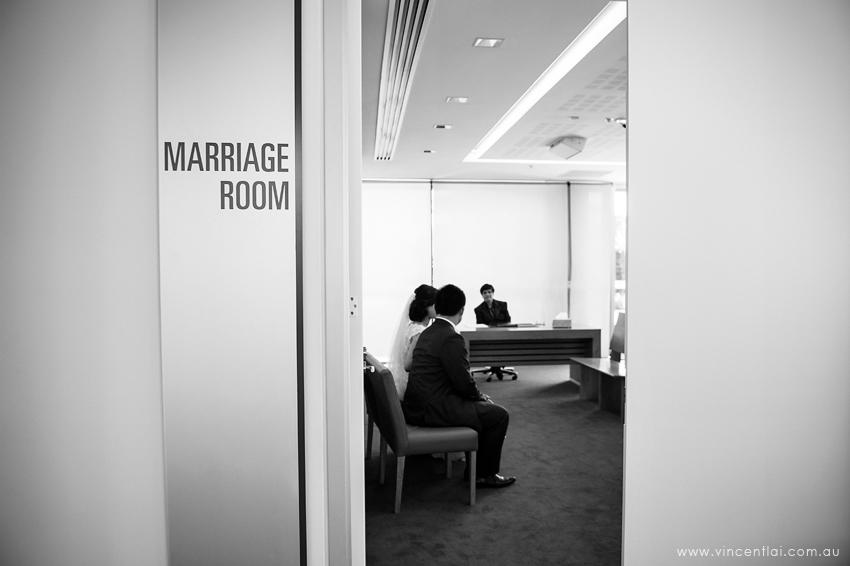 Parramatta Phoenix Restaurant Wedding Reception Marriage Registry