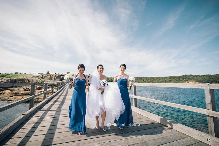 bare island wedding ceremony fishermans wharf chinese