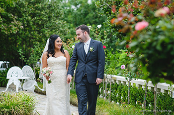 Oatlands House Wedding Reception and St Charles Borromeo Church Ceremony