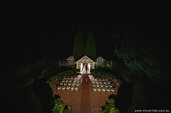 Eschol Park House Wedding