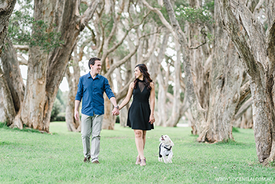 Prewedding Photos at Centennial Park